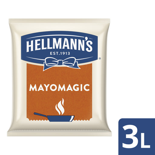 HELLMANNS HELLMANNS MAYO MAGIC POUCH - SerataFoods