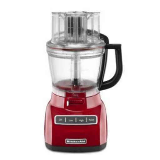 KitchenAid 5KFP1333GER Food Processor 3.1L - SerataFoods