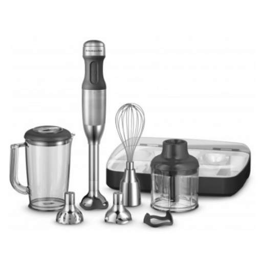 KitchenAid 5KHB2569GSX 5-Speed Hand Blender - SerataFoods