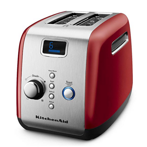 [PRE-ORDER] KitchenAid 5KMT223GER KitchenAid 2 Slice Toaster - SerataFoods
