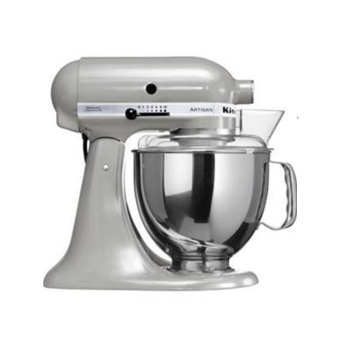 KitchenAid 5KSM150PSE Artisan Tilt-Head Stand Mixer (Metallic Series) 4.8L