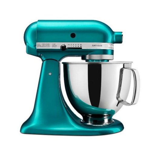 KitchenAid 5KSM150PSE Artisan Tilt-Head Stand Mixer (Metallic Series) 4.8L - SerataFoods