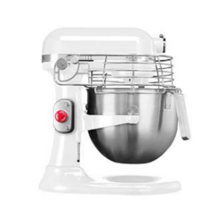 KitchenAid 5KSM7990XEWH Professional Bowl-Lift Stand Mixer 6.9L