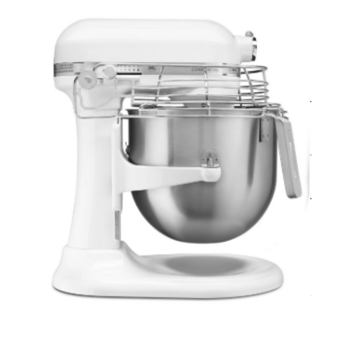 KitchenAid 5KSMC895EFP Commercial Bowl-Lift Stand Mixer 7.6L