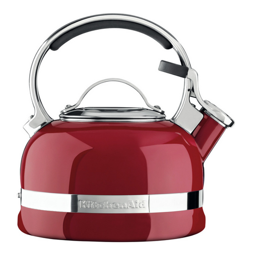 [PRE-ORDER] KitchenAid KTEN20SB KitchenAid Tea Kettle, Full Handle - SerataFoods