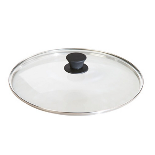 Lodge GL12 12 Inch Tempered Glass Lid - SerataFoods