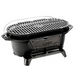 Lodge L410 Cast Iron Sportsman Grill - SerataFoods