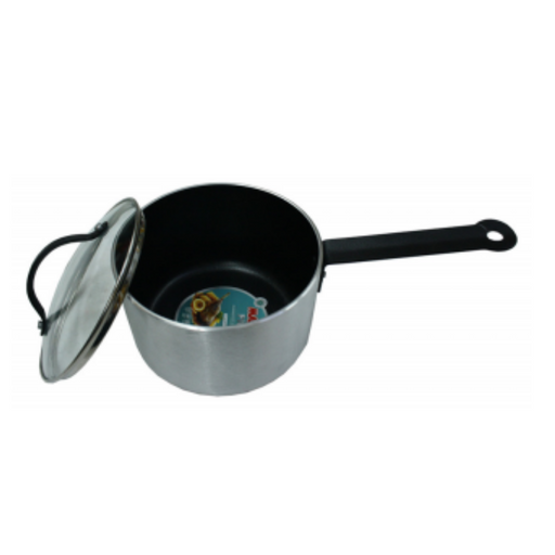 MAXIM NMAXSP18DGT 3-Qt Pro Saucepan And Glass Cover - SerataFoods