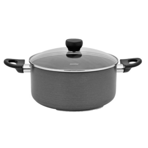 MAXIM NPRYDO24DXH Priority Dutch Oven And Glass Cover - SerataFoods