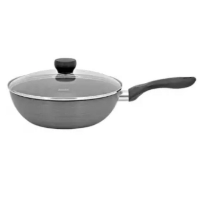 MAXIM NPRYDW24DXH Priority Deep Wok And Glass Cover - SerataFoods