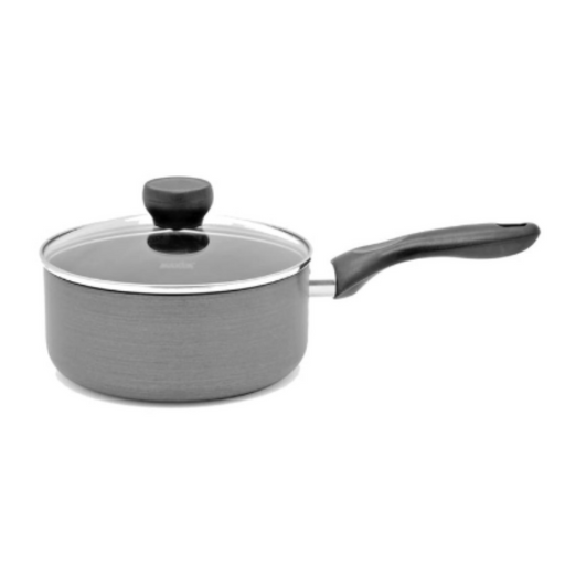 MAXIM NPRYSP16DXH Priority Saucepan And Glass Cover - SerataFoods