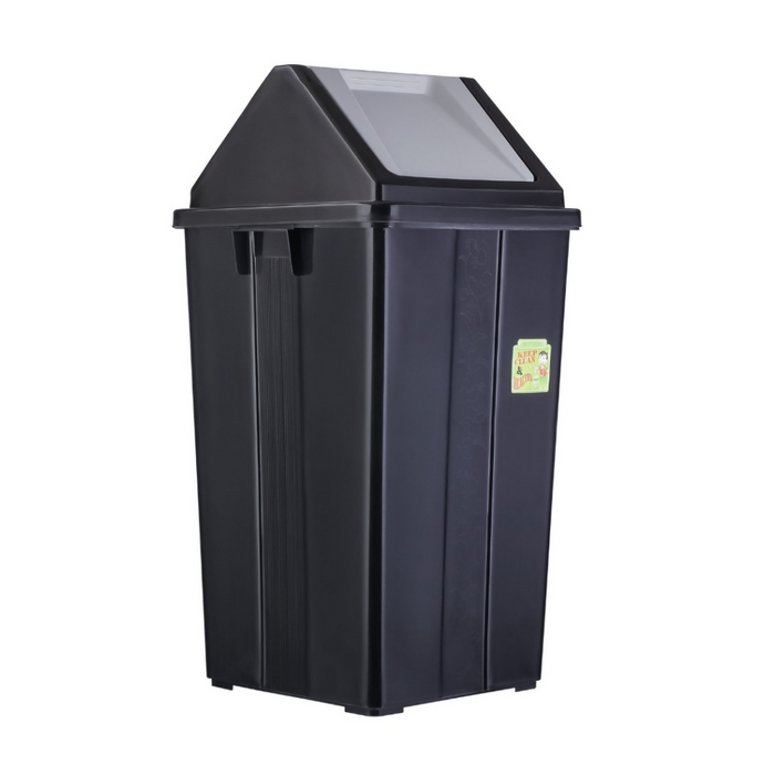 Multindo KS152HT Regata Dust Bin (Tong Sampah) 42L