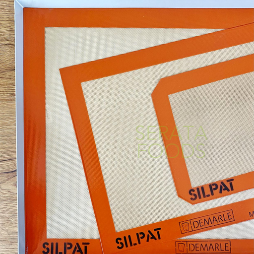 SILPAT Silicone Pastry Mat - SerataFoods