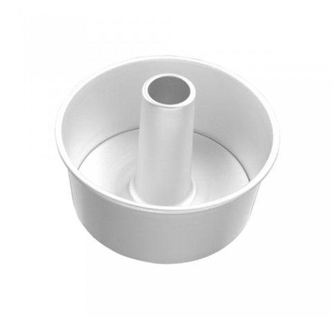 Sanneng SN5283 Angel Cake Mould - Removable Bottom (Anodized) - SerataFoods