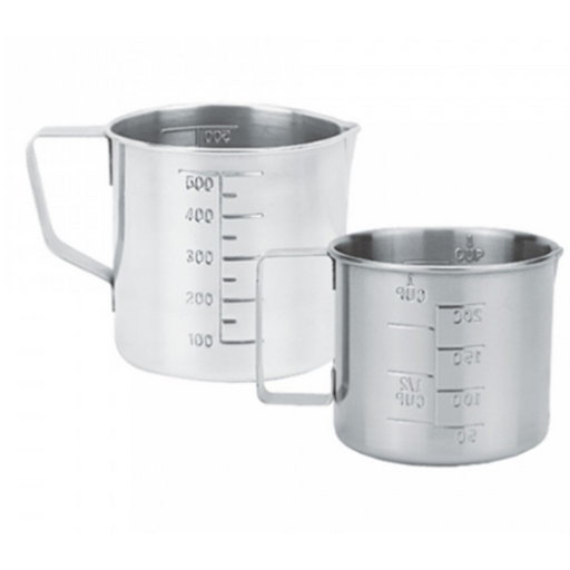 Sanneng SN4716 Stainless Steel Measuring Cup 0.5L