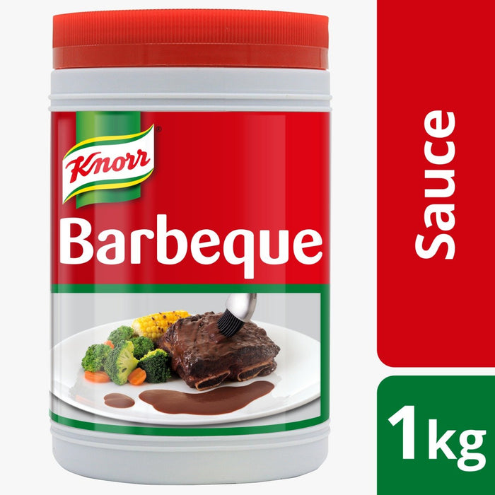 KNORR 21073919 Saus Barbeque Tub - SerataFoods