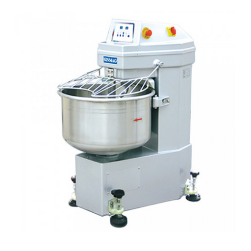 SinMag SM-50T Spiral Mixer 10kg 25L - SerataFoods