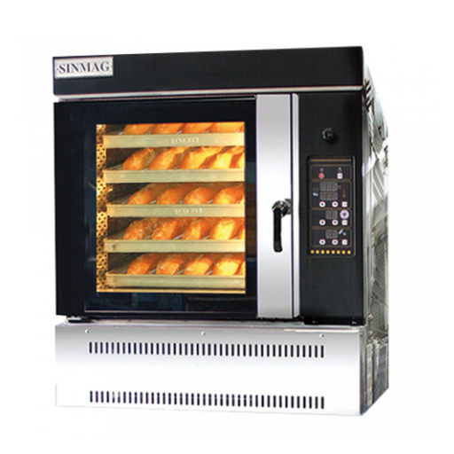 SinMag SM-705G Gas Convection Oven - SerataFoods