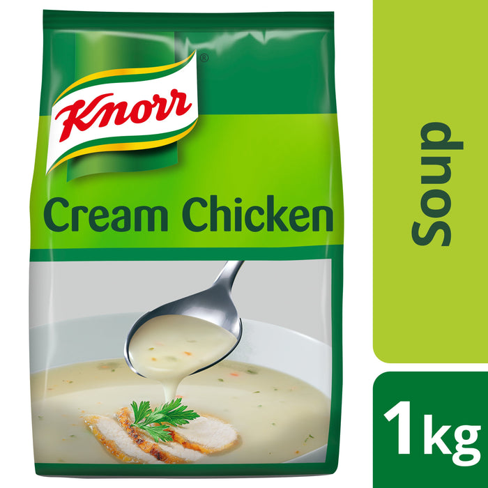 KNORR 21147631 Sup Krim Ayam Pouch 1kg - SerataFoods