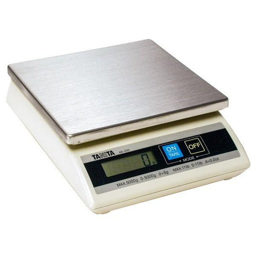 TANITA KD-200.5 TANITA Semi Industrial Bench Digital Scale 5kg - SerataFoods