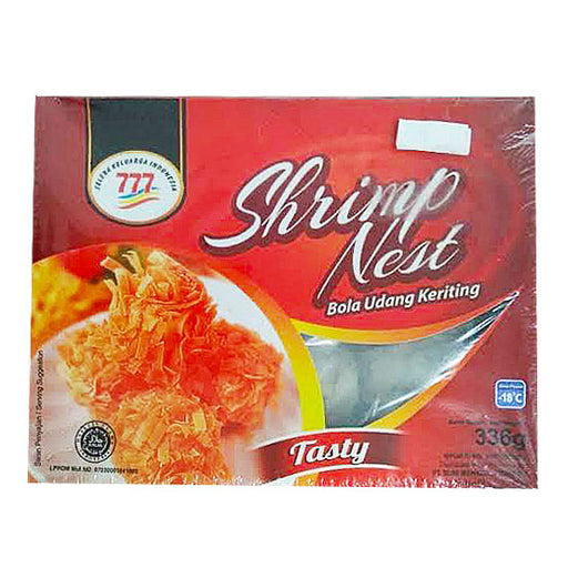777 Frozen Shrimp Nest - SerataFoods