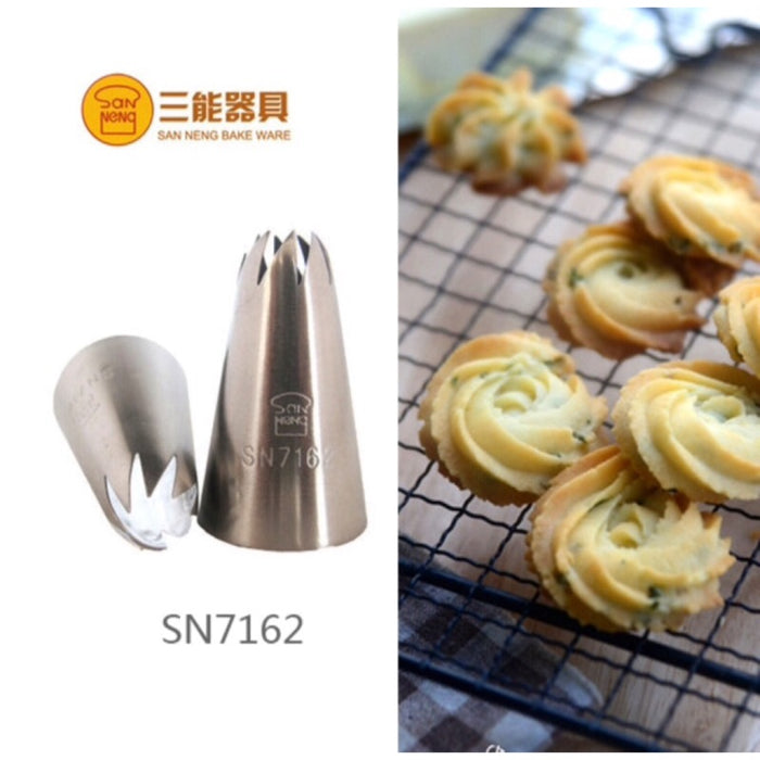 Sanneng SN7162 Pastry Tip - SerataFoods