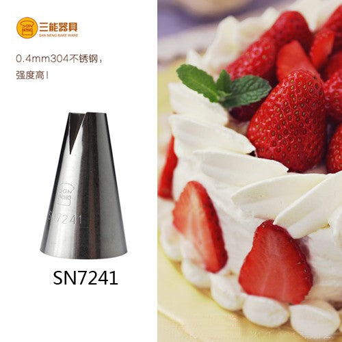 Sanneng SN7241 Pastry Tip - SerataFoods