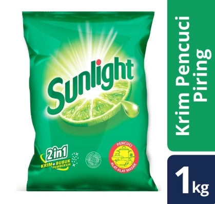 Sunlight Cream 2 In 1 Pouch 1kg - SerataFoods