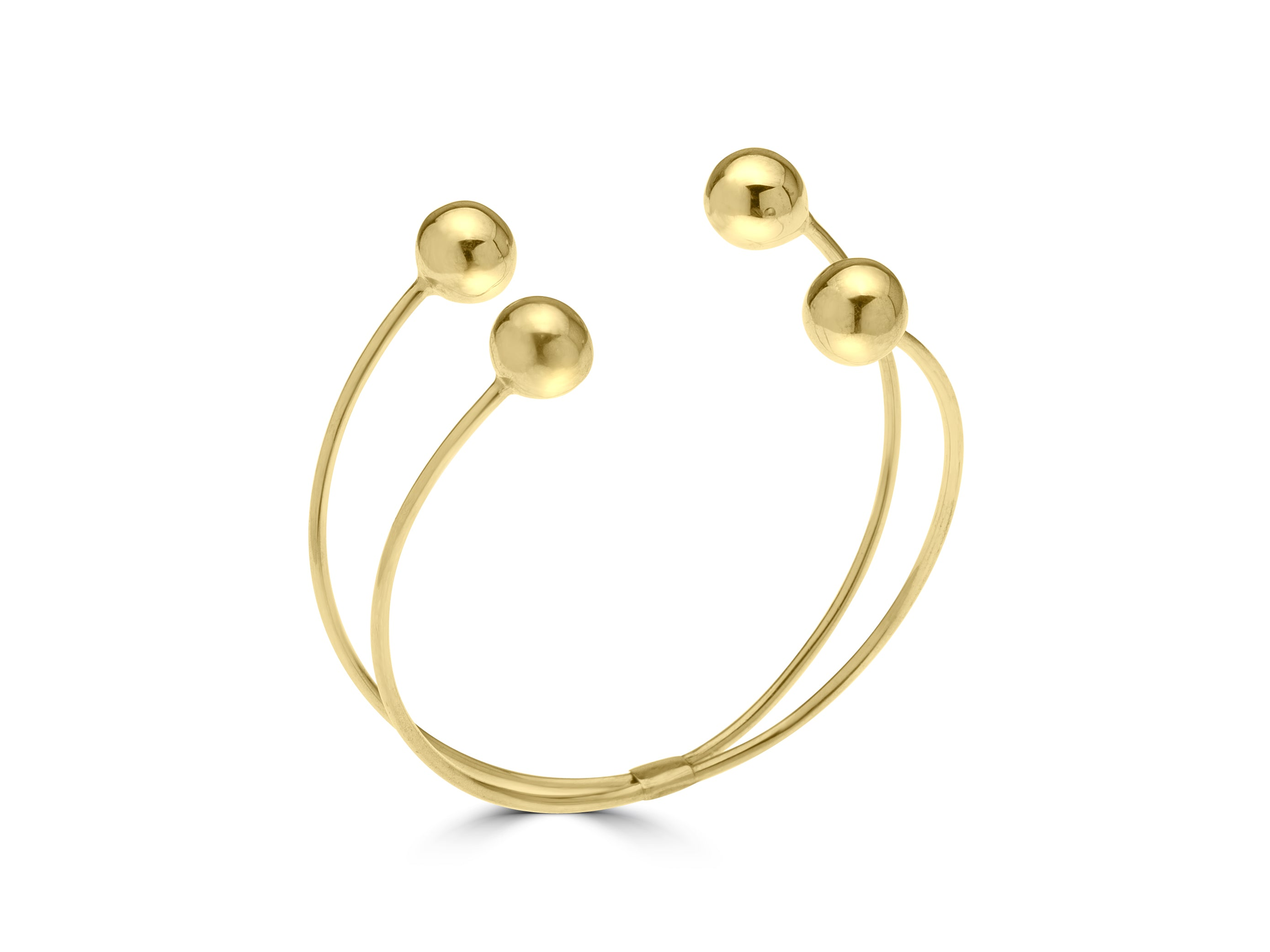Four Ball Bangle