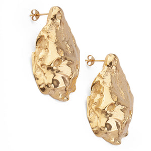 Formation Large Earrings