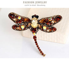 Crystal Brooch & for Women