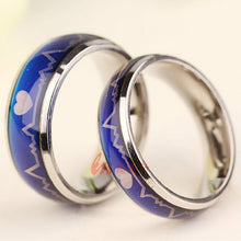 Ring Changing Color & for Lovers