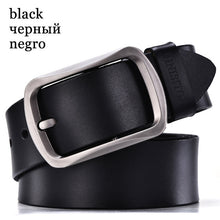 High Quality Genuine Leather Belt & for Men