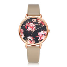 Women Watch Casual (Rose/Gold)  - High Quality Fashion Leather