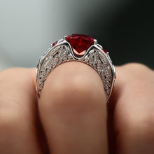 Silver Natural Ring & for Women