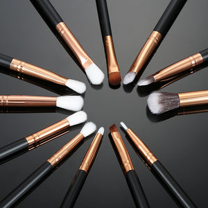 Sculpt and Blend - 12 Piece Makeup Brush Set