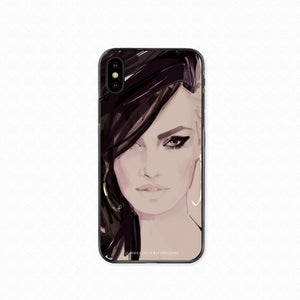 "iPhone XS Softcase ""Beauty"""