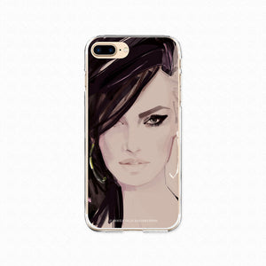 "iPhone 7PLUS Softcase ""Beauty"""