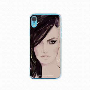 "iPhone XR Softcase ""Beauty"""