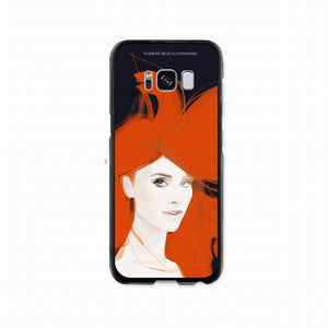 "Samsung Galaxy S8 Softcase ""Flying"""
