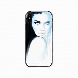 "iPhone XS Max Softcase ""Magnificence"""