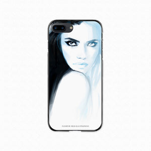 "iPhone 8PLUS Softcase ""Magnificence"""