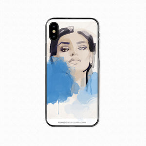 "iPhone XS Softcase ""Molly"""