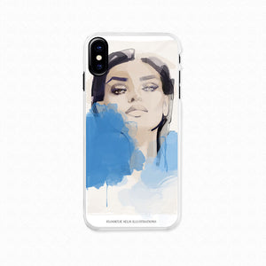 "iPhone X Softcase ""Molly"""