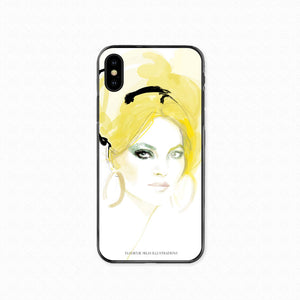 "iPhone XS Softcase ""Valentino"""