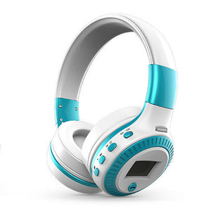 B19 wireless bluetooth headset HIFI band - screen FM card sports headset