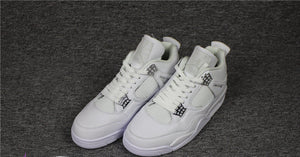 "Jordan 4 Retro White ""Pure Money"""