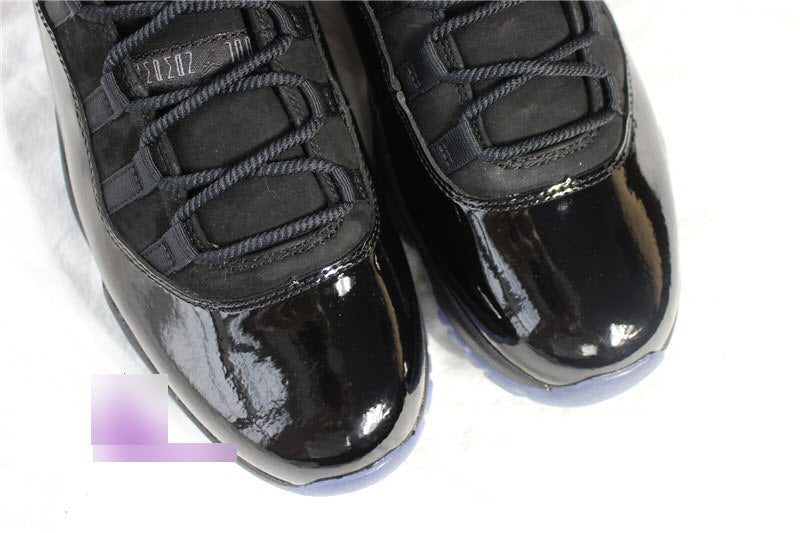 Jordan 11 Prom Night Cap And Gown