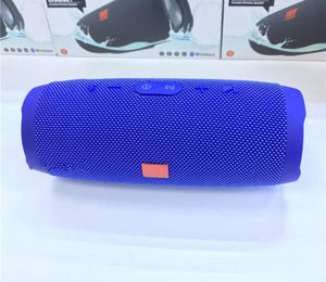 Charge 3 (NOT JBL) Bluetooth Speaker Portable Wireless Speakers Outdoor Waterproof IPX7 Subwoofer Powerbank 1200mAh Battery Charge3