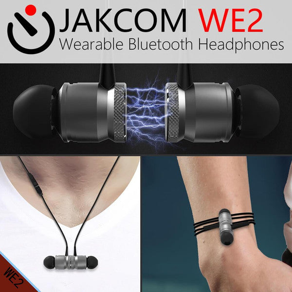 Wearable Wireless Headphones